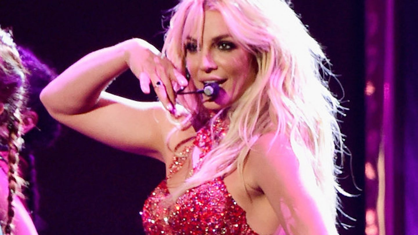 "Britney Spears parte con il suo ""Piece of Me Tour"""