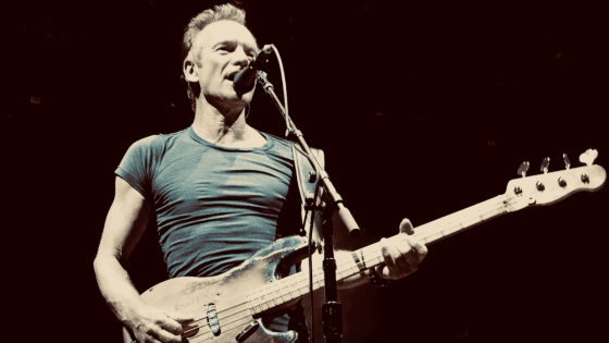 """My Songs"" di Sting: due date in Italia nel nuovo tour europeo"