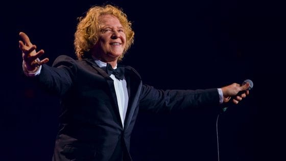 Un appuntamento al cinema con i Simply Red