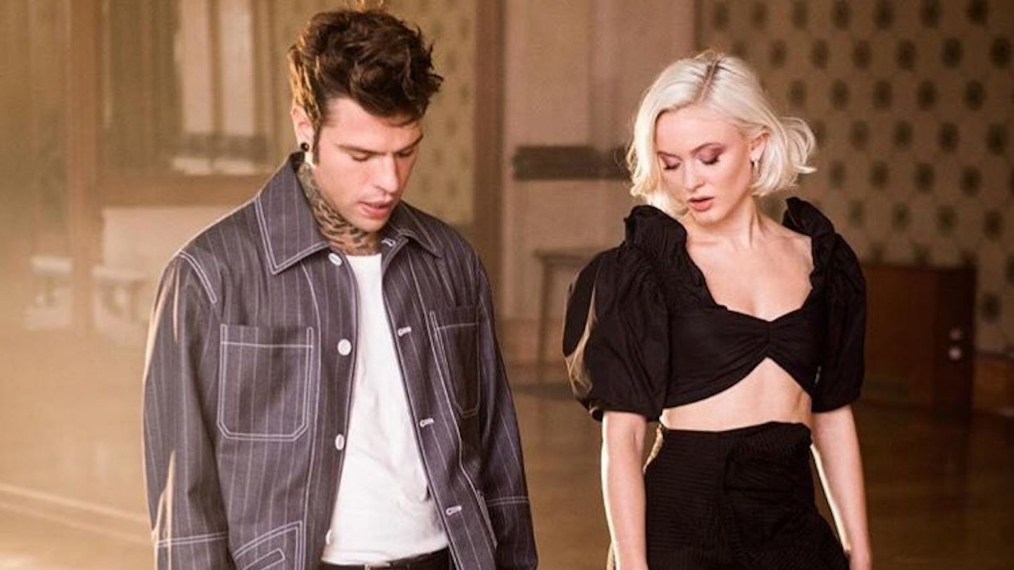 "Fedez duetta con Zara Larsson: arriva ""Holding Out For You"""