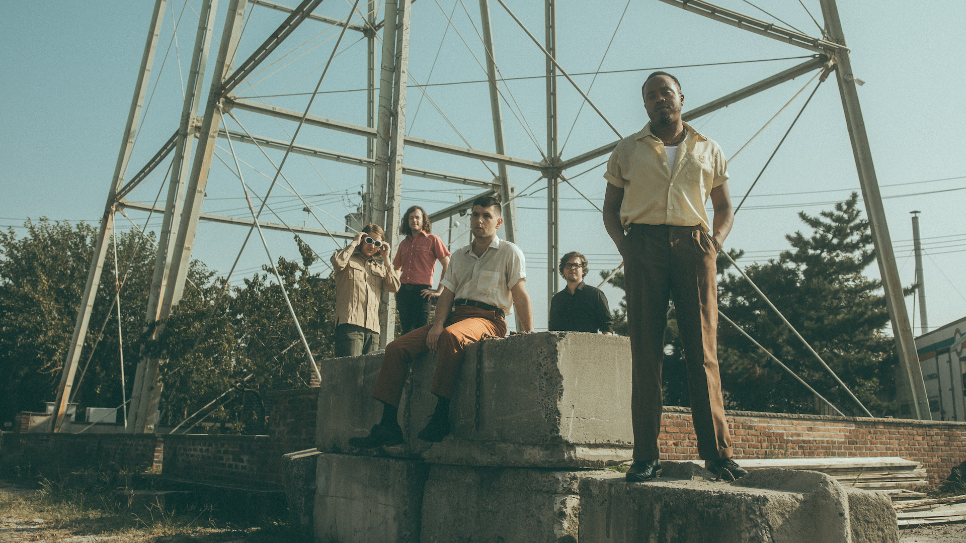 Abbiamo incontrato Durand Jones & the Indications