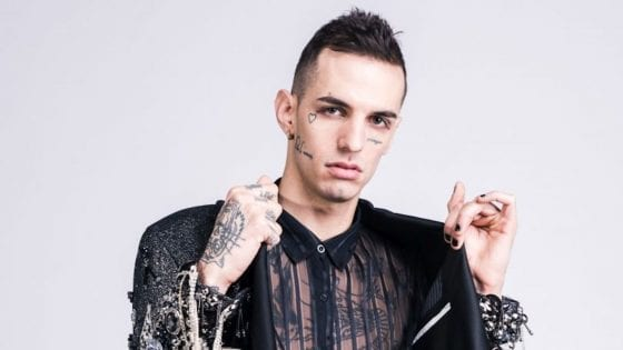 "Achille Lauro: guarda il video di ""C'est la Vie"""