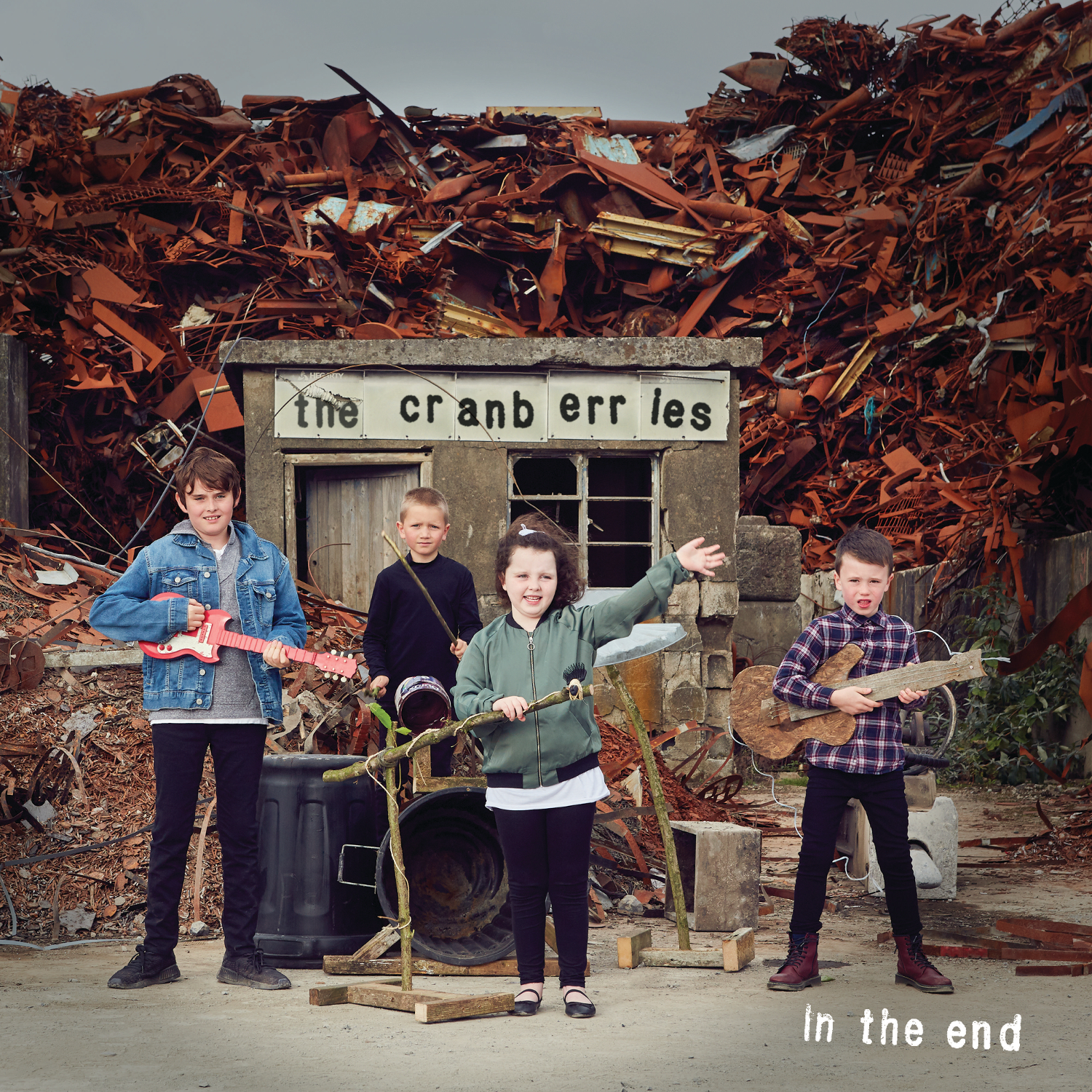 Cranberries - In the End - album cover