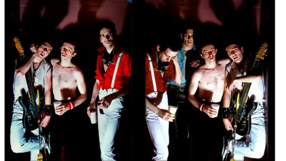 "Arriva la mostra fotografica ""The Clash: White Riot, Black Riot"""