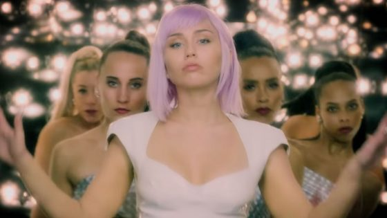 "Miley Cyrus è nel cast di ""Black Mirror"" come Ashley O: le immagini"