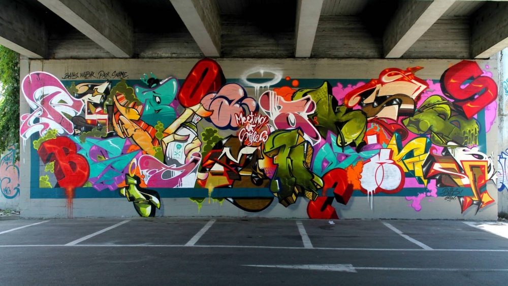 Tutto su Urban Giants Festival: l'evento di graffiti più importante in Italia
