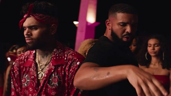"Avete visto la battle tra Chris Brown e Drake nel video di ""No Guidance""?"