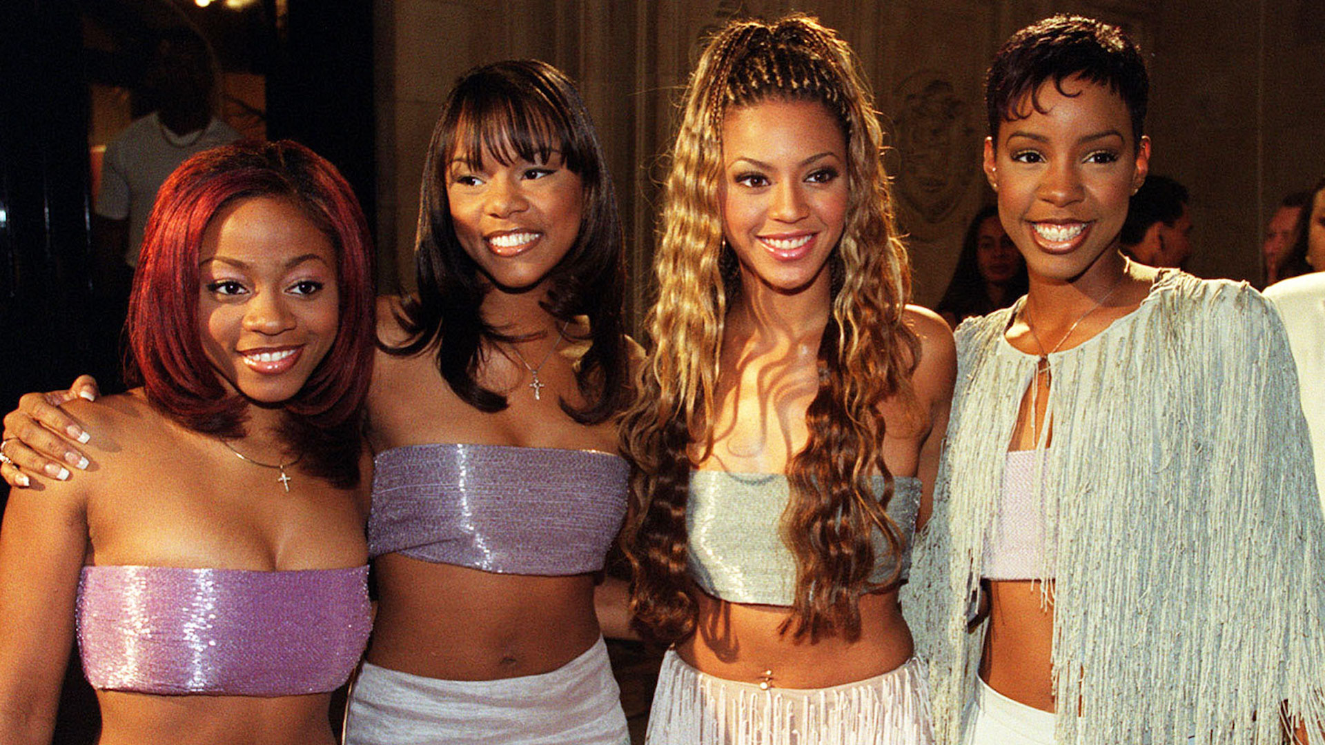 "Le Destiny's Child festeggiano i 20 anni di ""The Writing's On The Wall"""