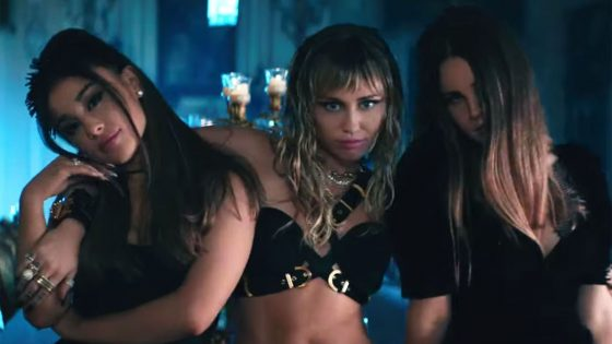 "Tre ""Charlie's Angels"" d'eccezione per il video di ""Don't Call Me Angel"""