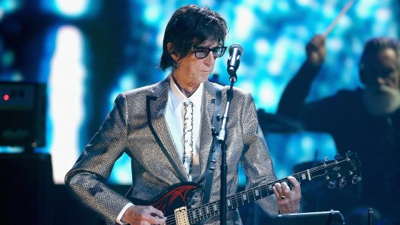 È morto Rick Ocasek, cantante del gruppo rock The Cars