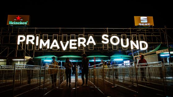 Stop secondary ticketing: Primavera Sound collabora con Dice