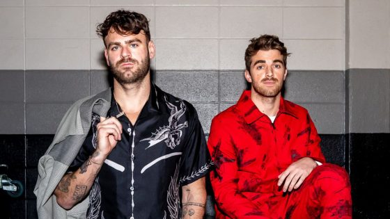 "The Chainsmokers e Blink 182: ascolta ""P.S. I Hope You're Happy"""